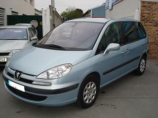 Peugeot 807 - 2002 - Norev