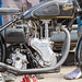Lydden Hill August 2016 Paddock Velocette MAC No 190 001B