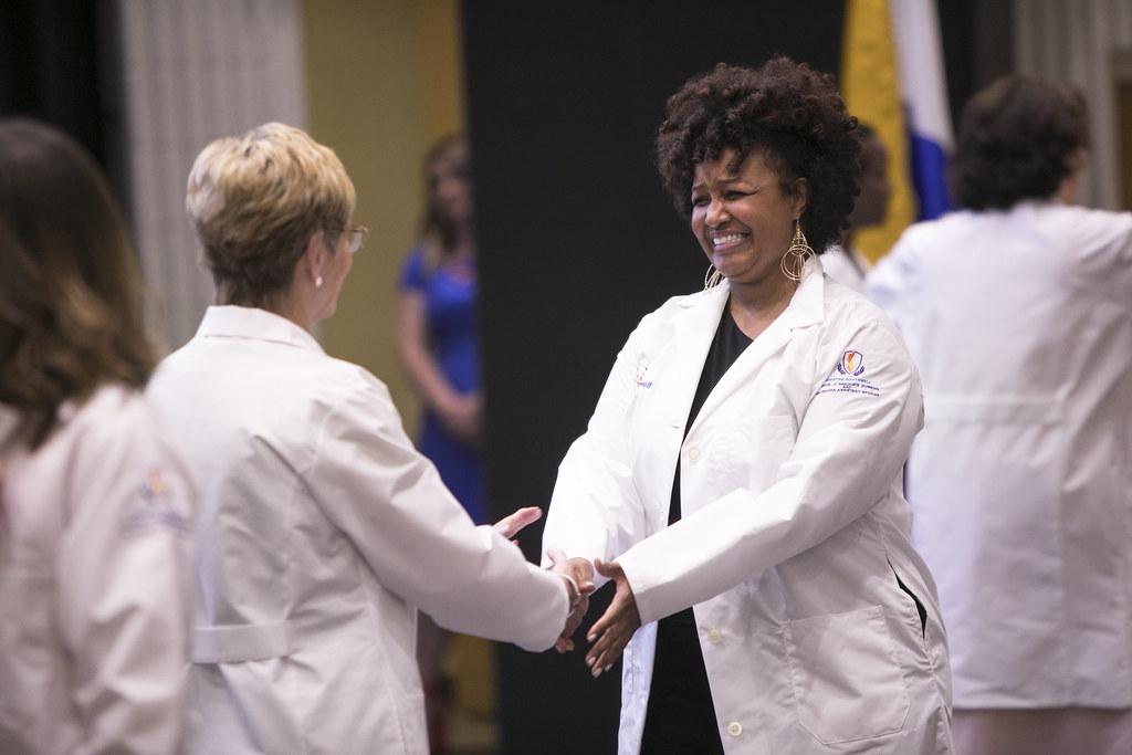 Graduate Nursing White Coat Ceremony