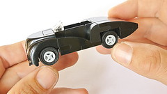 How to Build a Vintage Classic Car(MOC - 4K)