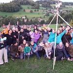 Bäumli stellen für JAN ERNST FLÜCKIGER September 2017