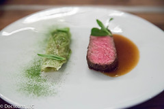 Aged Beef, Sour Cabbage Farro
