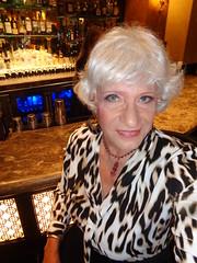 Innocent Woman At A Bar