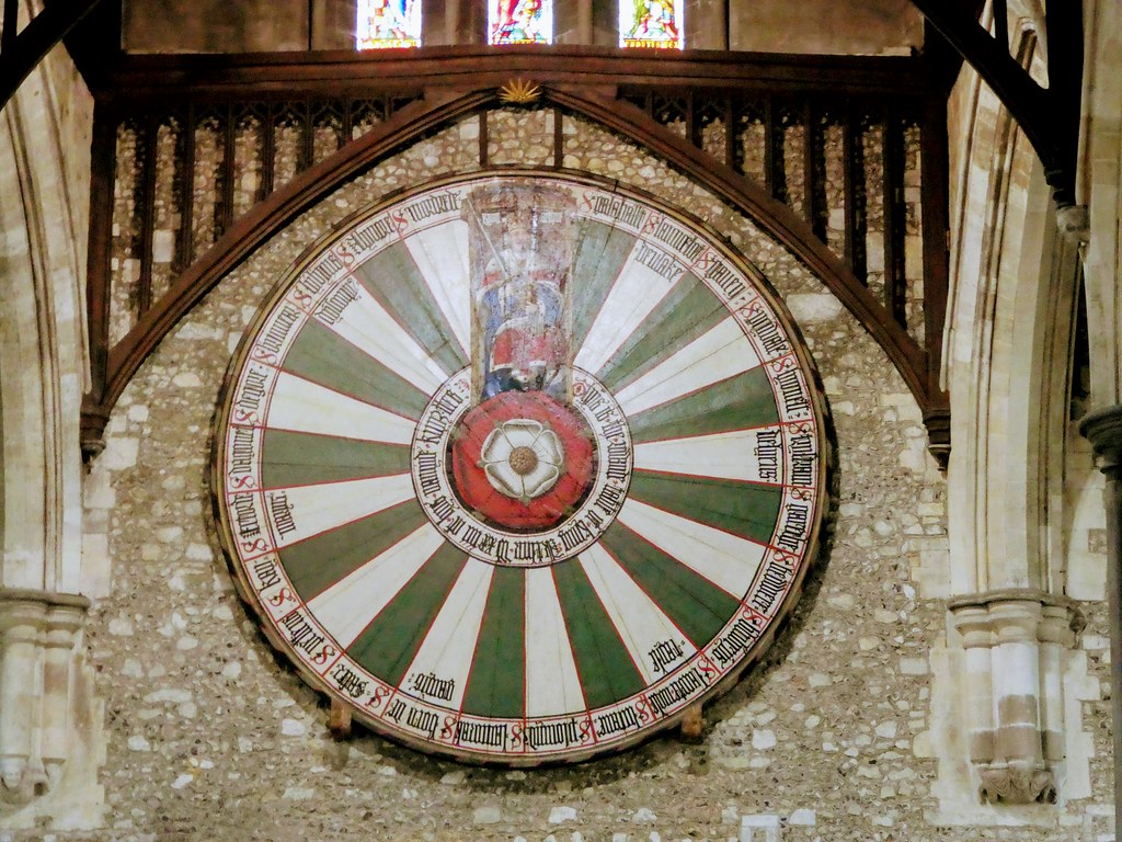 King Arthur's Round Table, The Great Hall Winchester
