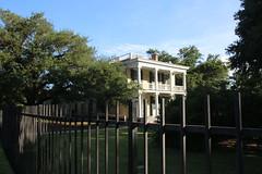 Sam Houston Park (Houston, Texas) - July 2017