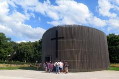 The Chapel of Reconciliation (1999-2000) - Gedenkstätte Berliner Mauer