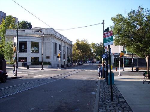Walnut St - 40th St