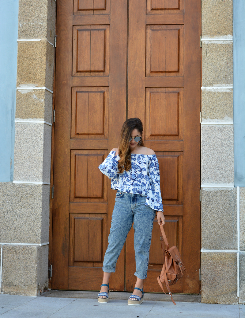zara_ootd_hym_lookbook_carolina boix_mom jeans_01