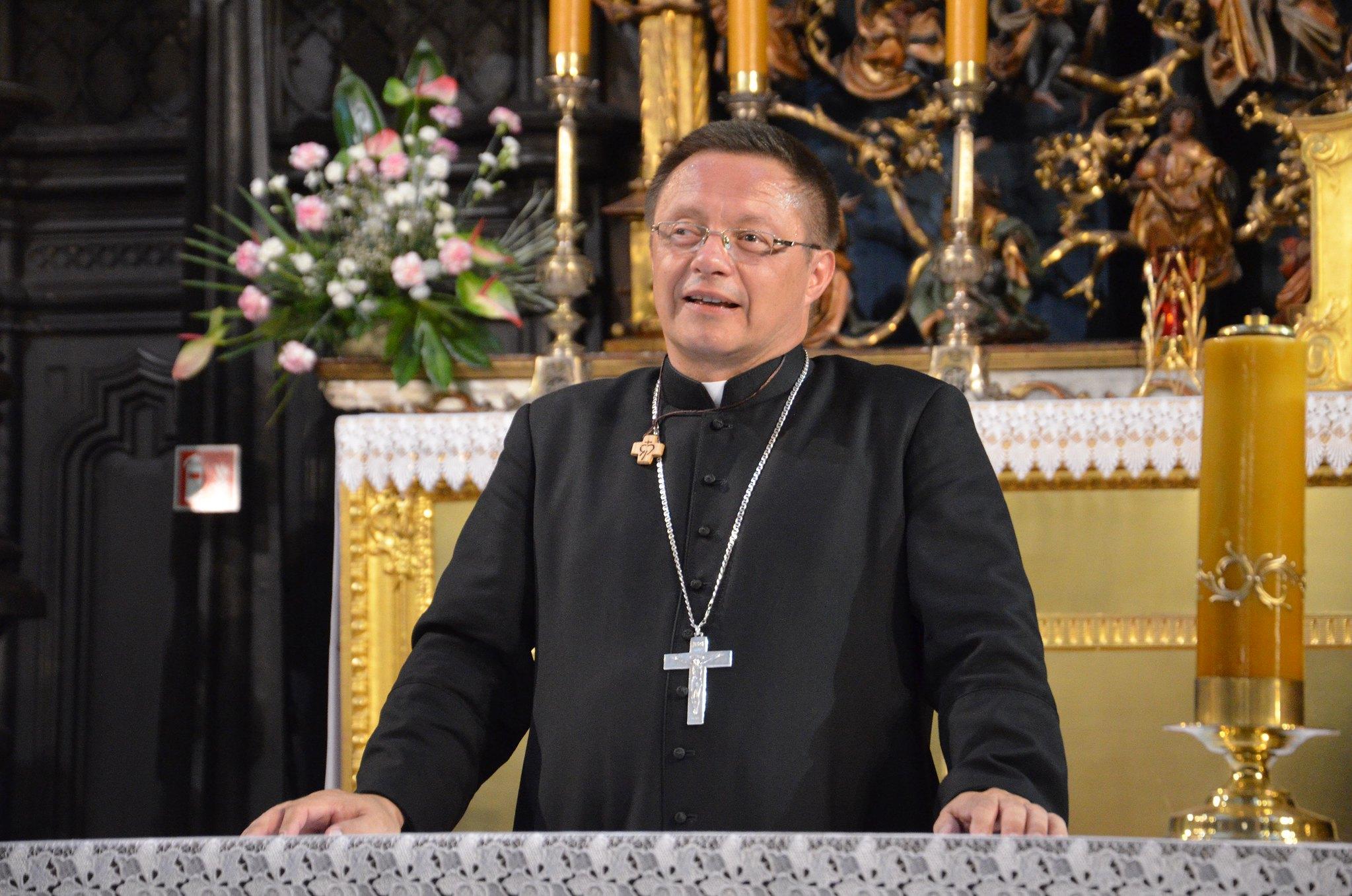 Bp Grzegorz Ryś Metropolitą Łódzkim