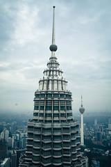 Petronas Twin Tower and Menara Tower, KL