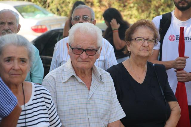 Εκδήλωση για τους εκτελεσμένους στην Παργινόσκαλα Πρέβεζας