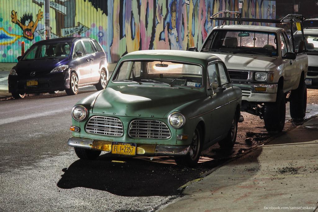 Старые автомобили на улицах Нью-Йорка - 29 samsebeskazal-8400.jpg