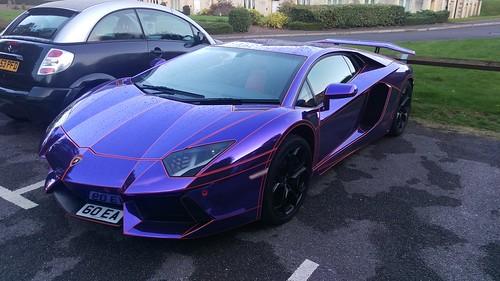 Tron Lamborghini Earlswood