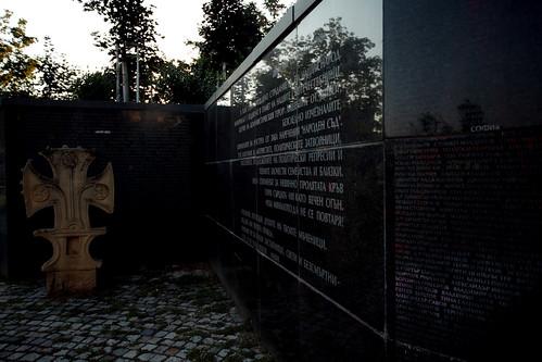 Monumento alle vittime del comunismo