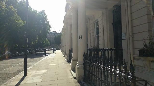 Londen, citytrip, gouden randjes