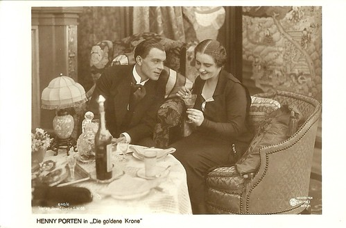 Henny Porten in Die goldene Krone (1920)