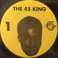 THE 45 KING:BRAINSTORM EP(LABEL SIDE-A)