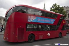 Wrightbus NRM NBFL - LTZ 1046 - LT46 - Aldwych 11 - Go Ahead London - London 2017 - Steven Gray - IMG_0681