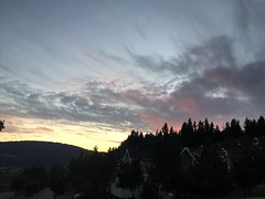 Sweet dreams Issaquah... #sunset