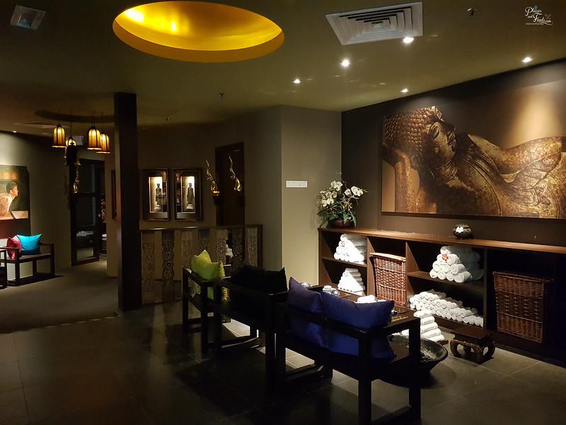 thai odyssey klia2 interior