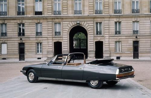 Citroën SM Présidentielle 05