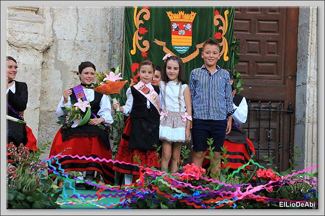 #BriviescaFiestas17 Lectura del pregón y Proclamación de las Reinas (24)