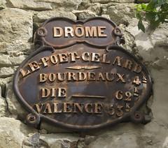 Le Poet-Celard, Drome