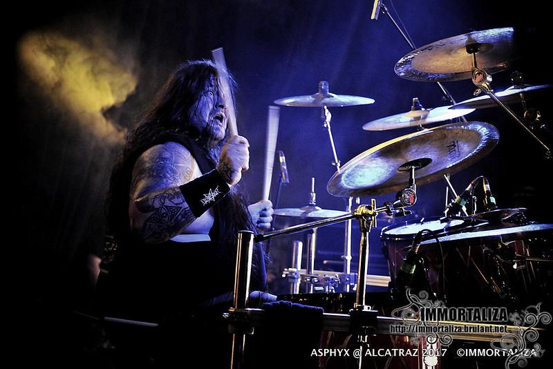 ASPHYX @ Alcatraz Hard Rock & Metal Festival 2017 36064996194_c1e8f745bf_c