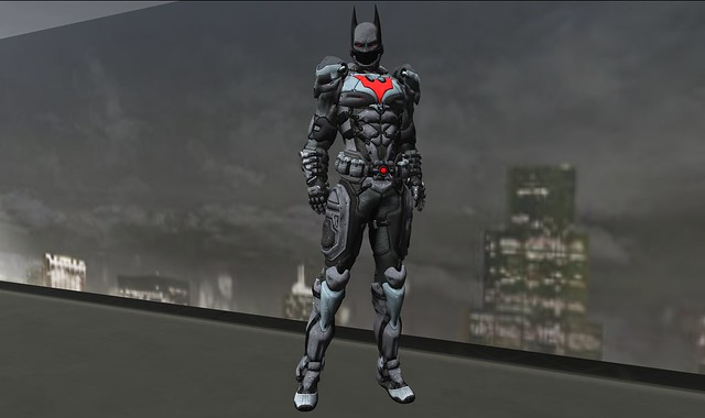 Arkham Knight Batman Beyond