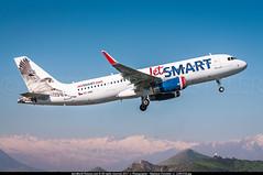 "SCL.2017 # JA - A320 CC-AWA ""Akori"" awp"