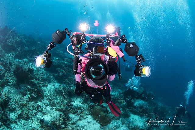 Mermaid Photog, Canon EOS 7D MARK II, Tokina AT-X 107 AF DX 10-17mm f/3.5-4.5 Fisheye