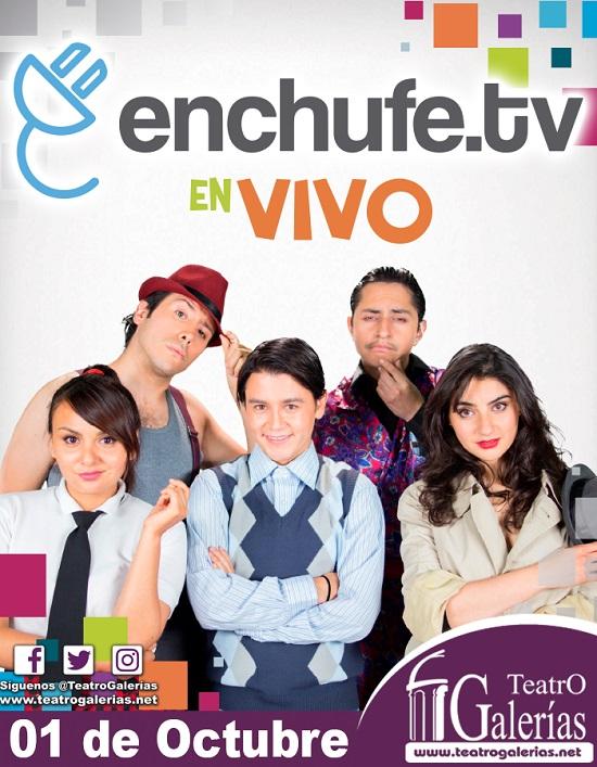 2017.10.01 ENCHUFE TV