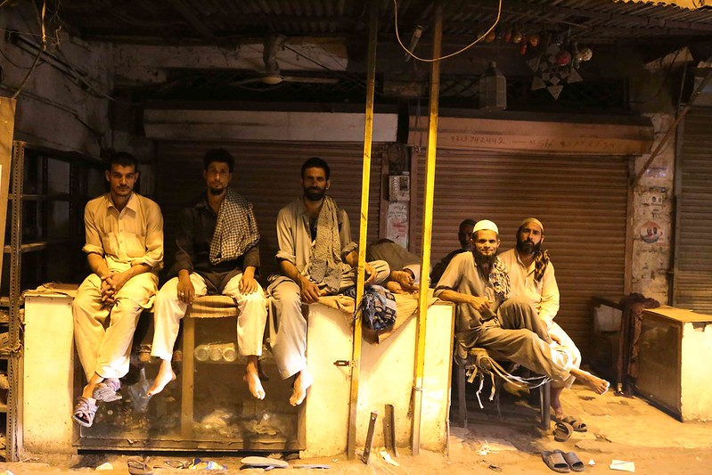 City Life - The 40 Kashmiris of Old Delhi, Turkman Gate Bazaar