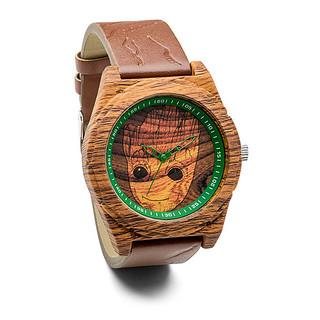 就讓小格魯特每分每秒都陪伴你吧~ThinkGeek 星際異攻隊【我是格魯特手錶】IAMA Groot Watch