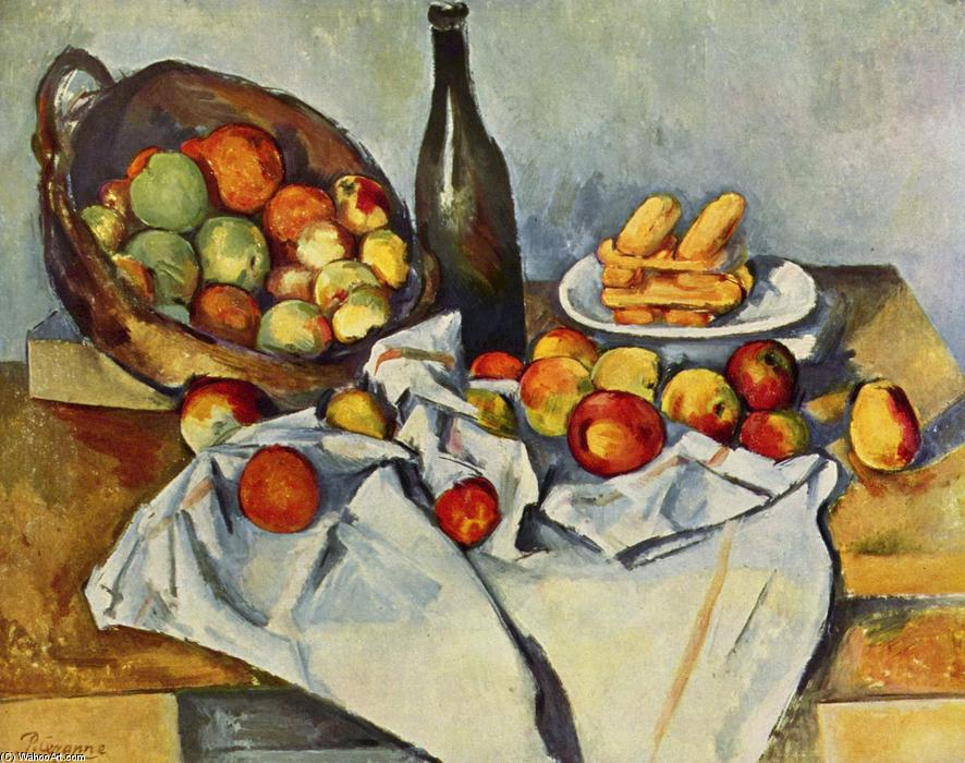 Paul-Cezanne-Basket-of-Apples