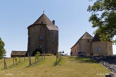 15 Chaudes-Aigues - Couffour Château - Photo of Maurines