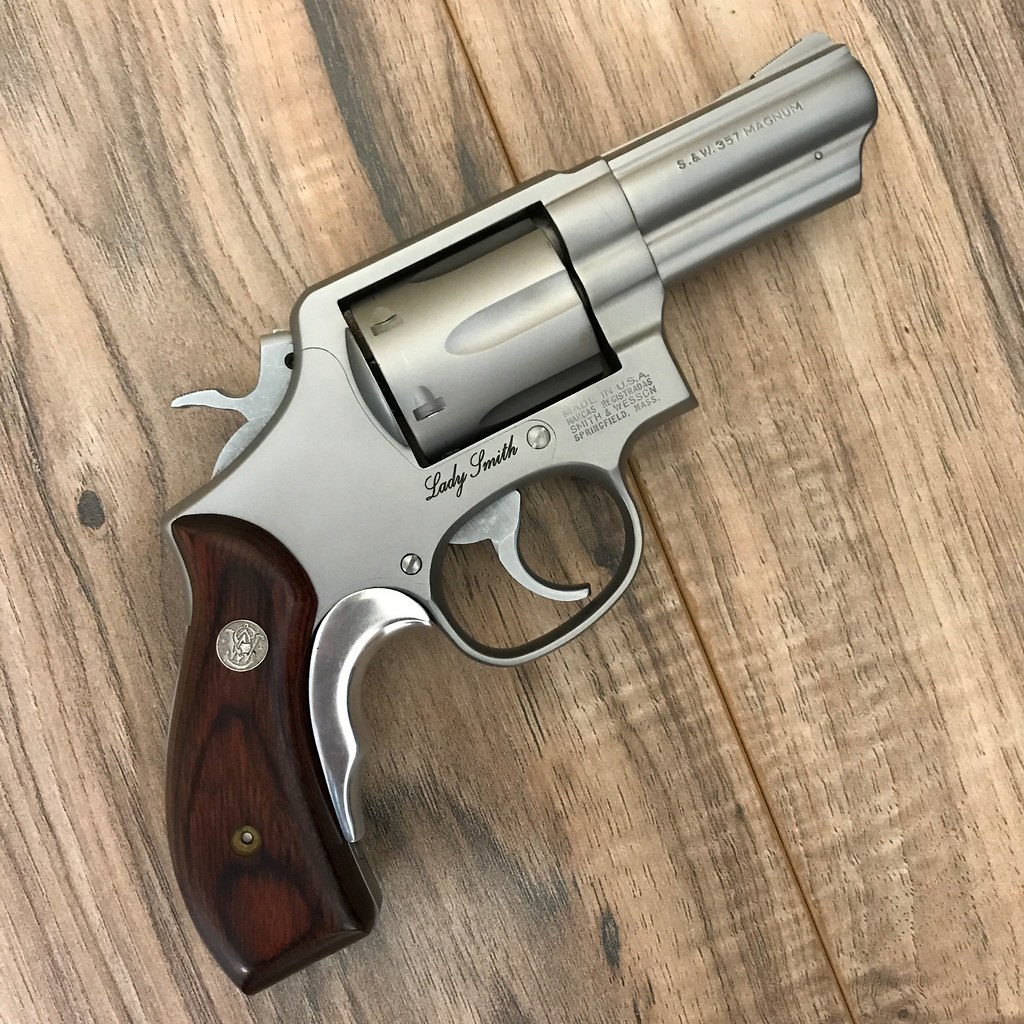 Would Be My Ideal S&W: Ever Made?