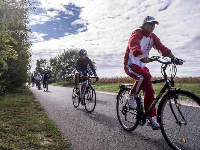 Országos kerékpár verseny