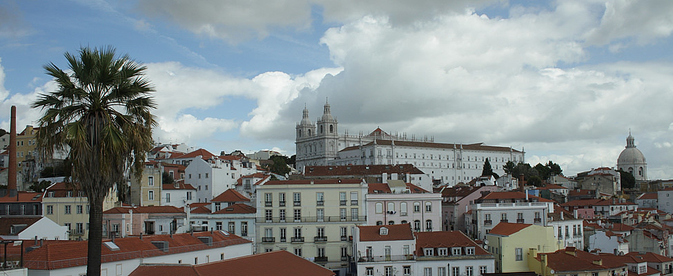 Stedentrip Lissabon, mooie uitkijkpunten | Mooistestedentrips.nl
