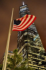 One World Trade Center nightview