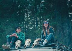 Skulls and Vans