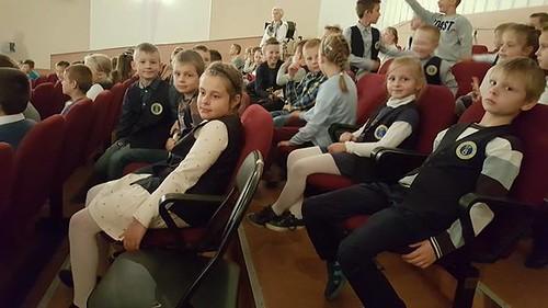 Klasy III w teatrze
