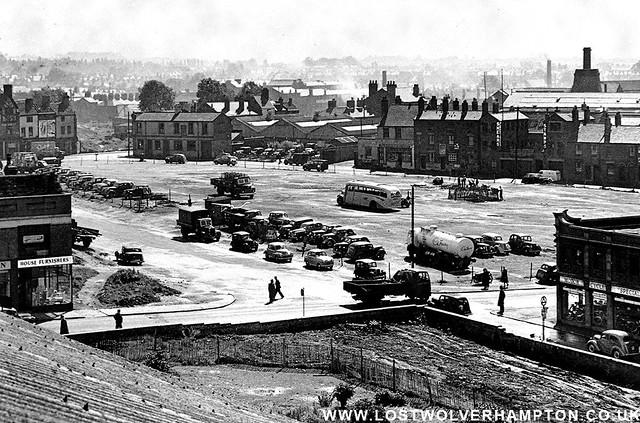 Old Brickkiln Croft circa 1954