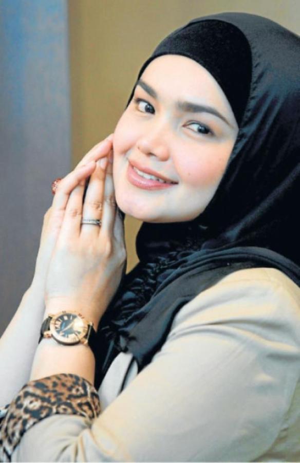 Dato' Siti Nurhaliza Dalam Citra Wanita