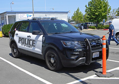 Everett, Washington (AJM NWPD)