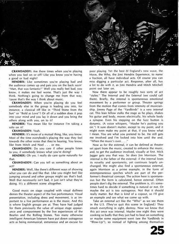 Crawdaddy Magazine May 1968  2