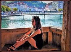 Admiring Lucerne