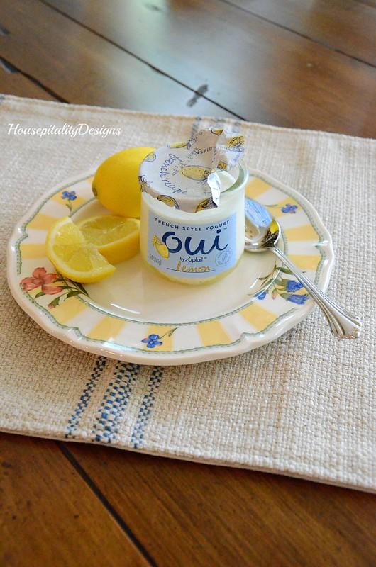 OUI French Yogurt-Housepitality Designs