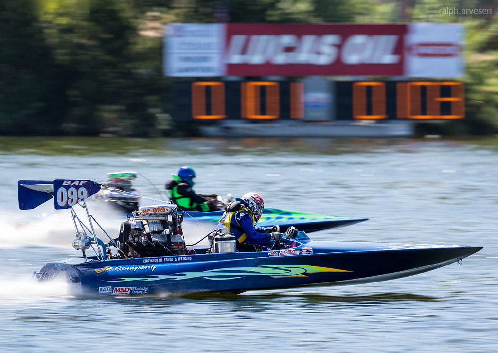 Lucas Oil Drag Boat Race, Modified Eliminator