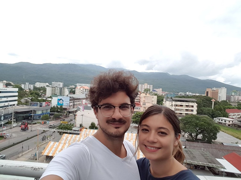Nina & Andrea in Chiang Mai